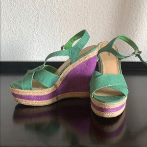 Woman's wedges
